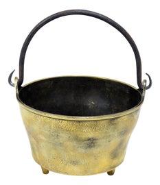 Image of Brass Chimney Pots