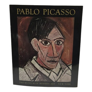 1980 Modern Pablo Picasso Museum of Modern Art Book For Sale