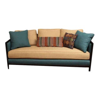 Vanguard Curved Back Sofa