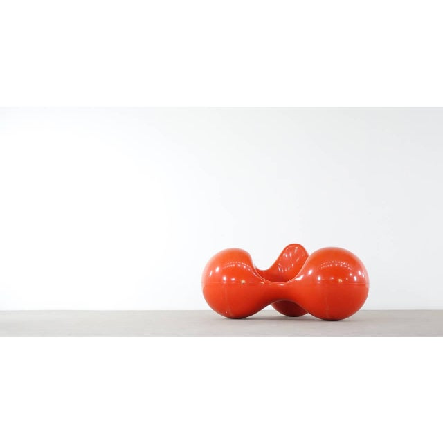 Vintage 1971 Eero Aarnio Tomato Chair - Image 8 of 8