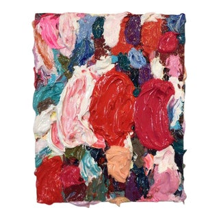 Rainbow Paint Tapestry Painting
