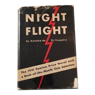 "1932 ""Night Flight"" Book"