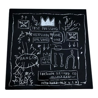 Basquiat Beat Bop Record For Sale