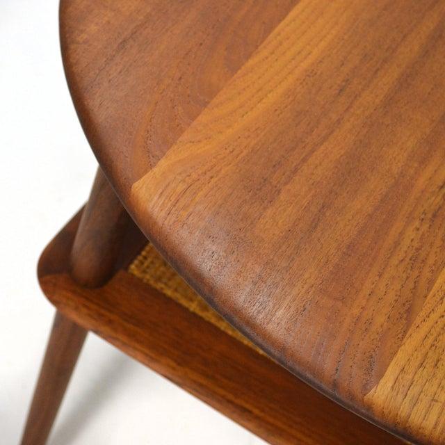 Peter Hvidt/ Mølgaard-Nielsen Fd 522 Occational Table For Sale - Image 9 of 10