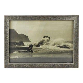 1920's Washington Upper Coast Photograph For Sale