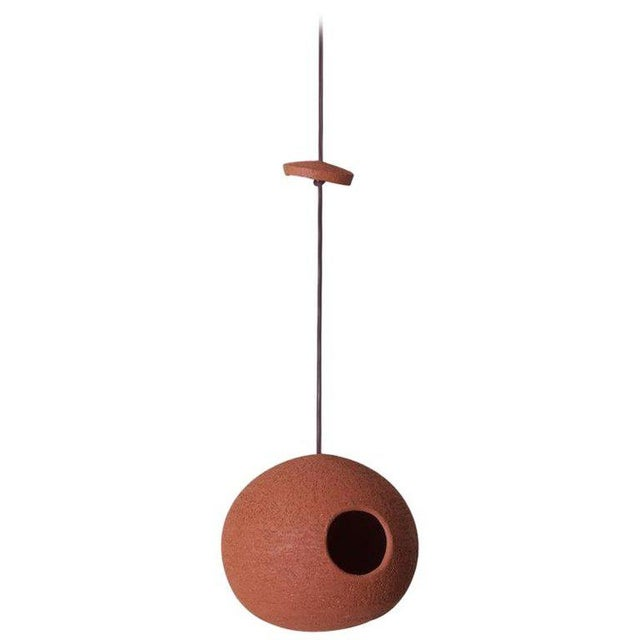 2010s Stan Bitters Bird House in Terracotta, Usa, 2017 For Sale - Image 5 of 5