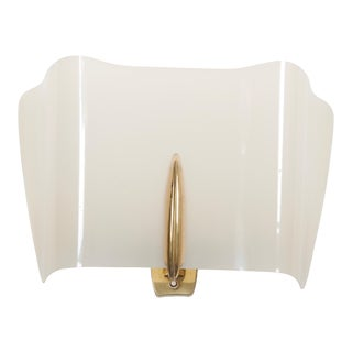 Rare Alraune Wall Light Sconce by j.t. Kalmar For Sale