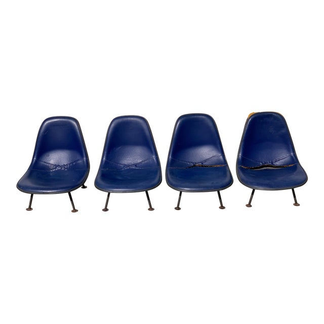 Herman Miller Eames Reconfigured One of a Kind Shell Chairs For Sale