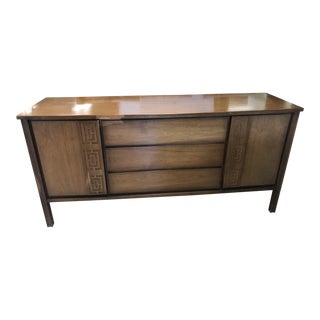 Dixie Mid-Century Greek Key Details Buffet