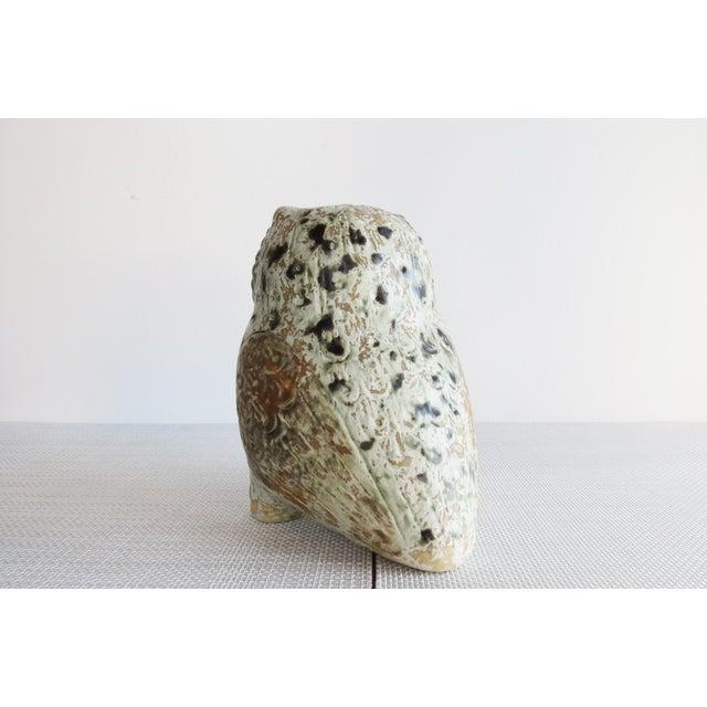 Lladro Antonio Ballester A Lladró Little Eagle Owl Figurine For Sale - Image 4 of 10