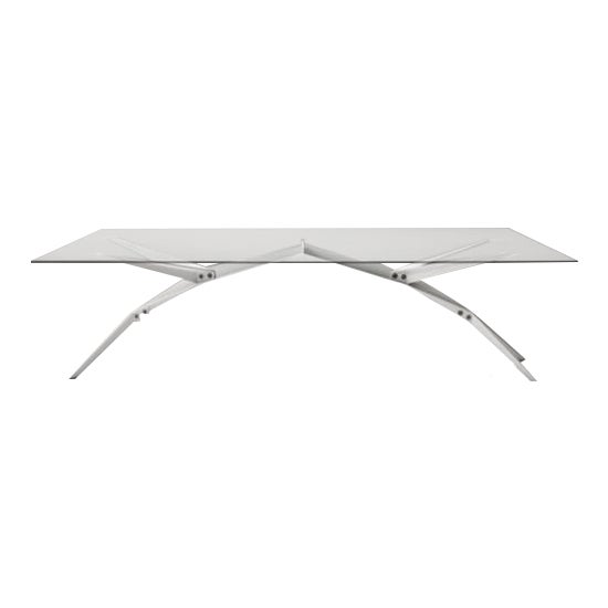 The Compression Cocktail Dining Table by Rafael Silva For Sale