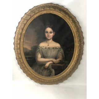 1810 Realism Oil Painting of Famous Young Girl Preview