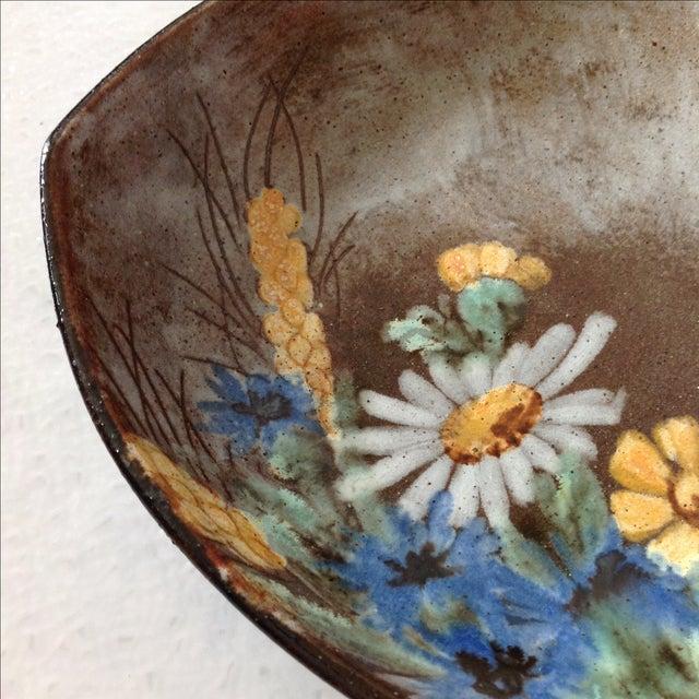 Alexandre Kostanda French Art Pottery Bowl - Image 9 of 11