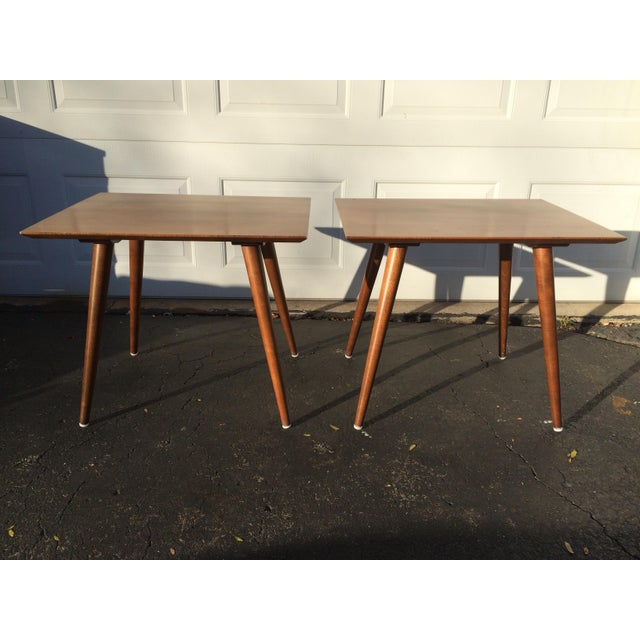 Paul McCobb Side Tables - A Pair - Image 5 of 10
