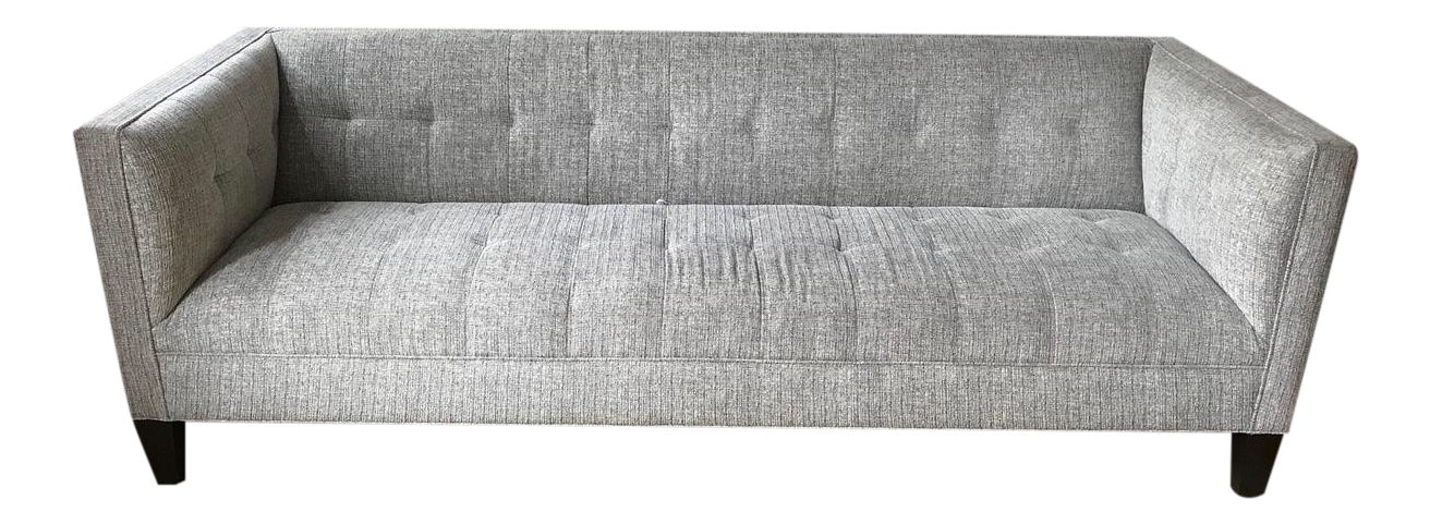 Mitchell Gold U0026 Bob Williams Kennedy Gray Sofa