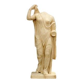 Sculpture of Aphrodite (venus Genetrix) For Sale