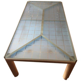 Custom Order Dining or Conference Table by John Grady For Sale