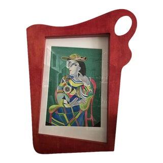 """""""Transforation De Picasso Suite No. Iv"""" Lithograph"""