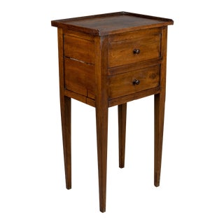 19th Century French Country Side Table For Sale
