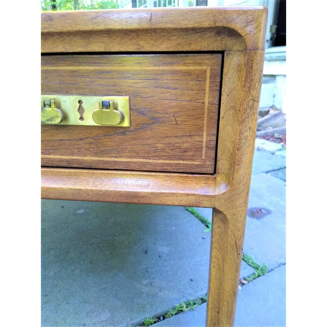 Mid-Century Mastercraft End Table For Sale - Image 10 of 11