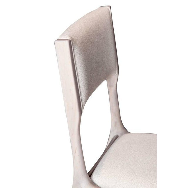 Customizable Boone Dining Chairs For Sale In New York - Image 6 of 6
