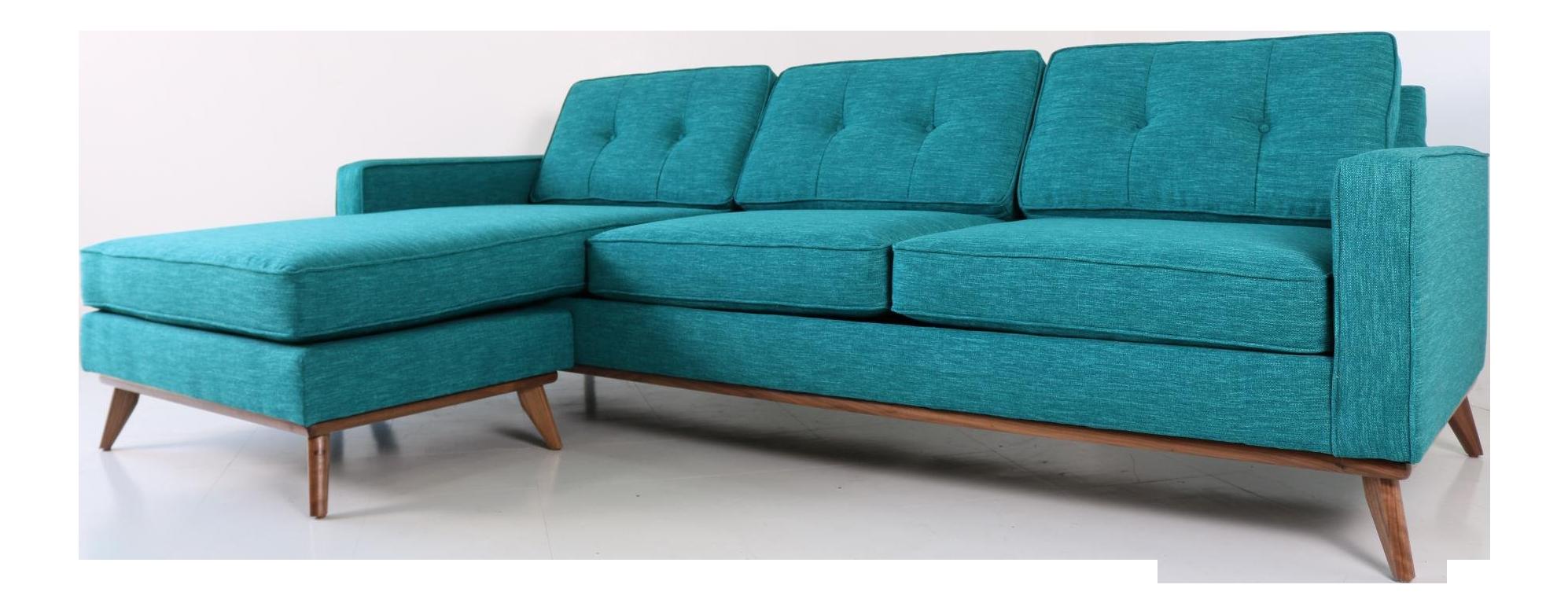 Mid Century Modern Sofa Chaise Chairish