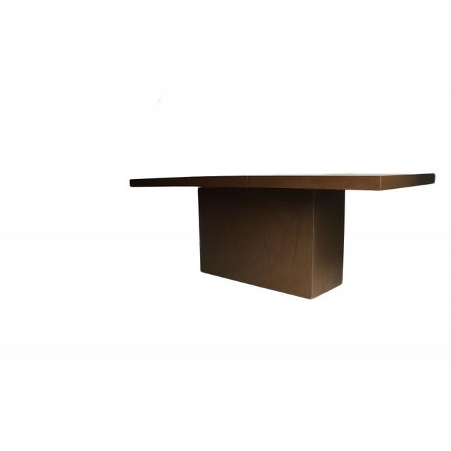 Mid-Century Modern Dining Table - Image 4 of 7