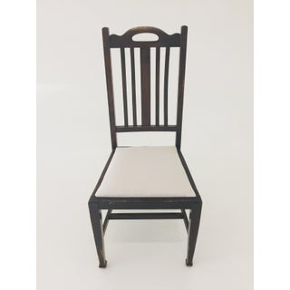Early 20th Century Mission Style Dining Chairs- Set of 4 Preview