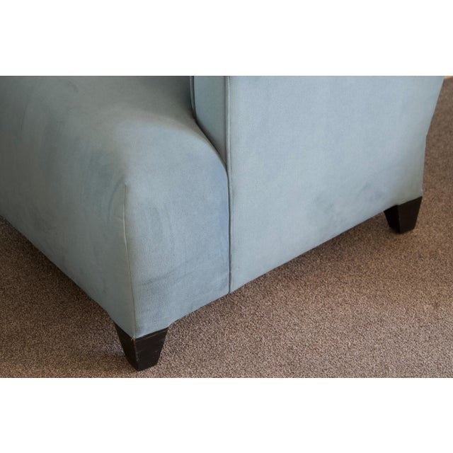 Donghia Club Chairs Set 2 For Sale - Image 12 of 13