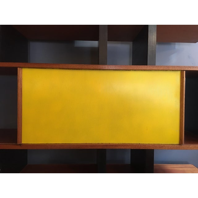 Charlotte Perriand and Jean Prouve Style Shelving System For Sale - Image 9 of 13