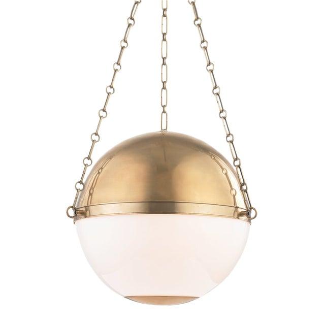Sphere No.2 3 Light Large Pendant For Sale