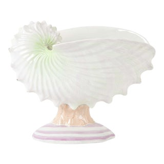 Wedgewood Nautilus Centerpiece For Sale