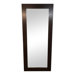 Custom Contemporary Standing Mirror For Sale