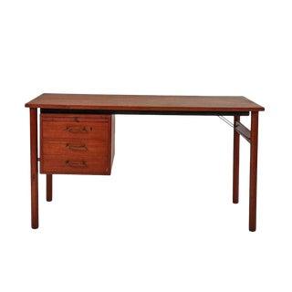 Ejnar Larsen and Aksel Bender Madsen Desk For Sale