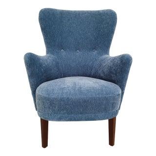 1970s Danish Armchair For Sale