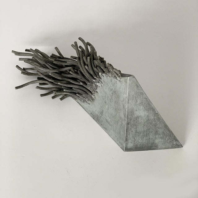 Bella Feldman Abstract Sculpture, Out of Egypt For Sale - Image 4 of 12