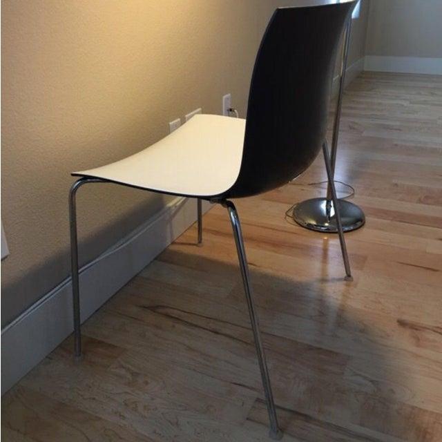 Italian Arper Catifa Chair - Image 5 of 5