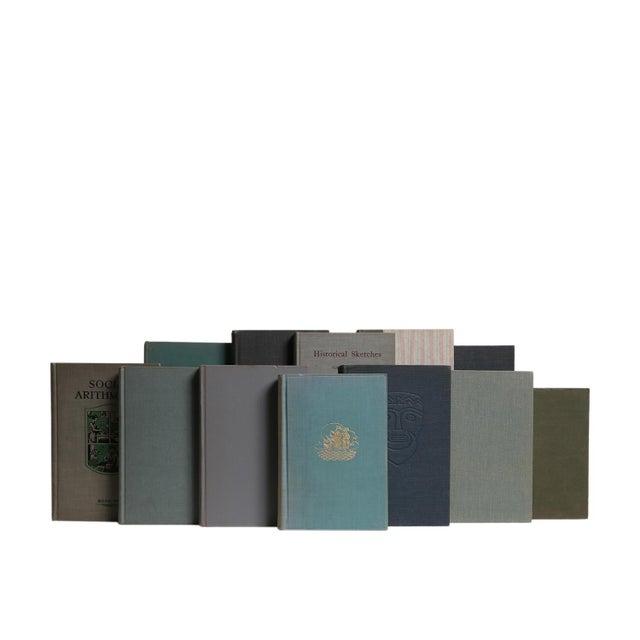 Midcentury Smoke Mix - Twenty Decorative Books. Twenty midcentury era books featuring a variety of fiction and non-fiction...