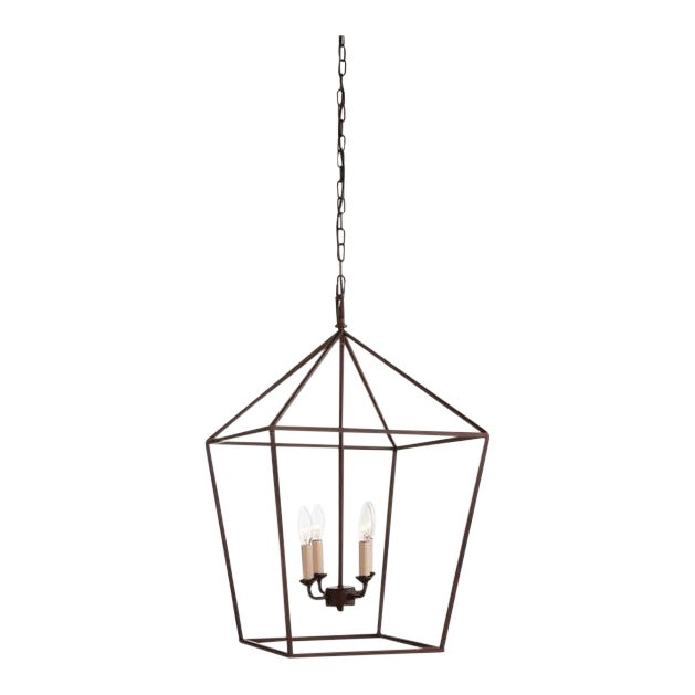 Kennith Ludwig Chicago Wendell Lantern For Sale