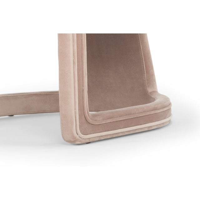 2010s Rory Side Chair in Rosa Pink For Sale - Image 5 of 6