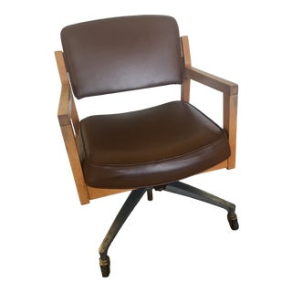 Vintage Steelcase Executive Chair For Sale