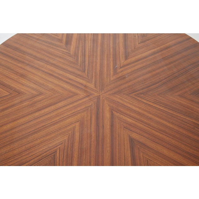 Rotating Modernist Coffee Table For Sale - Image 4 of 6