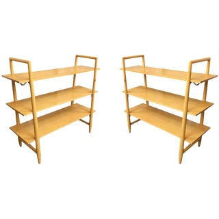 Swedish Mid-Century Bookshelf by Edmond Spence For Sale