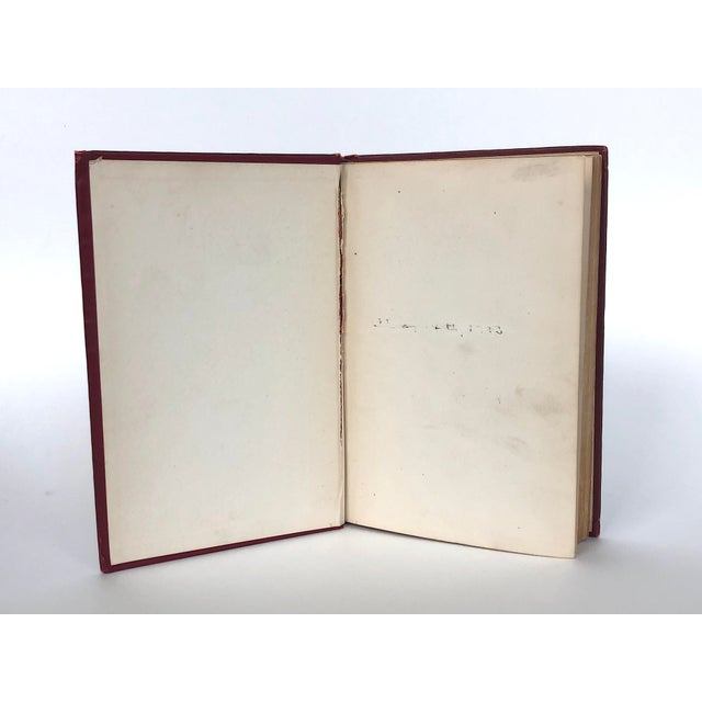 Antique Victorian Etiquette Book for Men For Sale In New York - Image 6 of 13