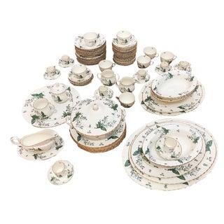 """Large Royal Worcester Set """"Valencia"""" Pattern 1953-1965 For Sale"""