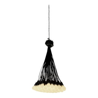 Droog Design 85 Lamps Modern Light Loose Bulbs Hanging Chandelier For Sale