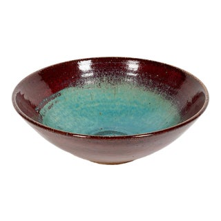Ceramic Bowl Edouard Chapallaz For Sale