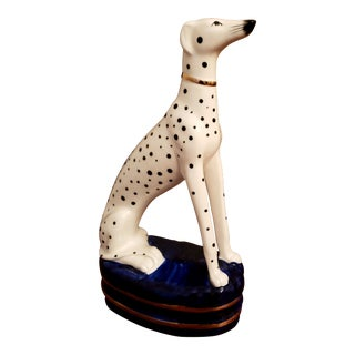 Fitz and Floyd Staffordshire Dalmation For Sale