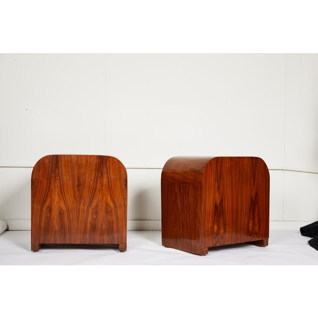 Pair of Midcentury Italian Side Tables For Sale - Image 4 of 10