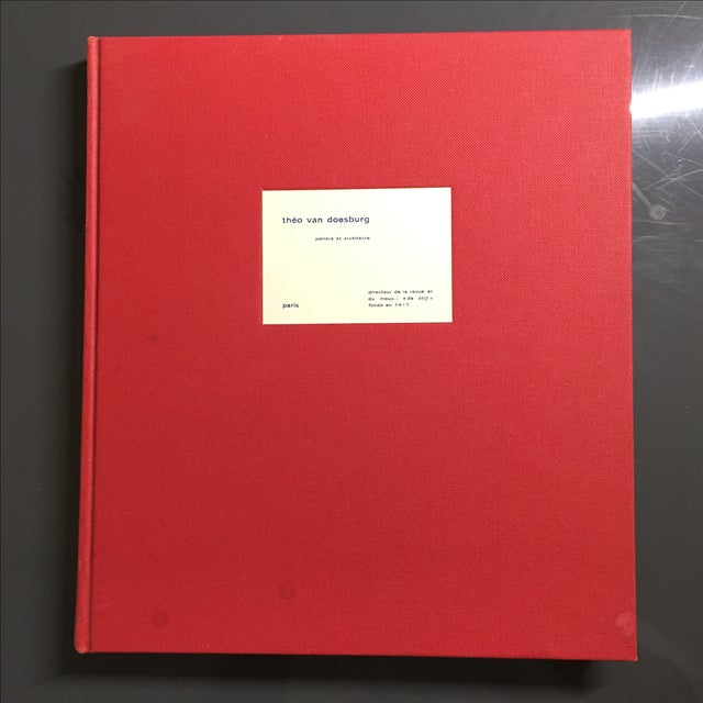 Theo Van Doesburg Peintre Et Architecte Book - Image 7 of 7